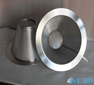STARTUP CONE STRAINERS