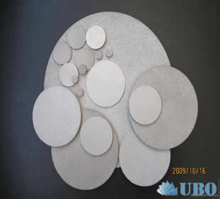 Stainless steel leaf filter