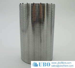 Rotary Sieve Screens